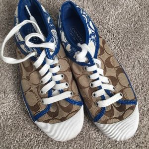 Coach Women's Trainers Size 35 1/2